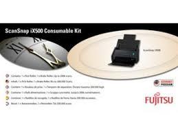 <b>Комплект</b> роликов <b>Fujitsu</b> Consumable <b>Kit</b> for ScanSnap iX500 (арт ...