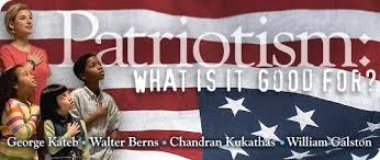 on patriotism   cato unbound