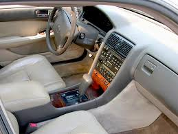 1996 Lexus Ls400 1992 Lexus Ls 400 Information And Photos Zombiedrive