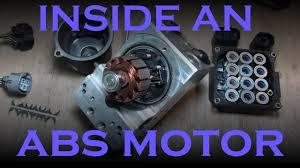 How an <b>ABS Motor</b> Works - YouTube