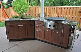 Prefab Outdoor Kitchen Island Prefab Outdoor Kitchen Cabinets Best Kitchen Ideas 2017
