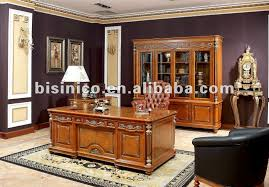 antique classical wooden home office furniture setmoq1setb66018 buy classical office setoffice deskoffice chair product on alibabacom antique home office furniture