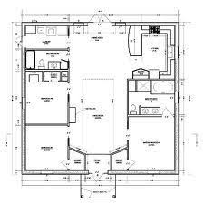This affordable concrete house plans build in the centre of    This affordable concrete house plans build in the centre of tropical jungle was design for people who care in the nature  This house was follows th