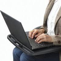 512668 <b>Подставка</b>-<b>столик с</b> мягкими подушками, для ноутбука и ...