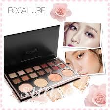 <b>Focallure</b> Eye Makeup <b>Eyeshadow Palette</b> 18 Colors Natural <b>Matte</b> ...