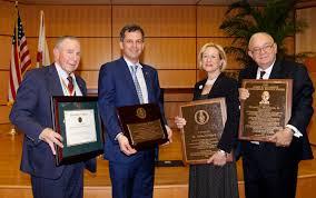 senate salutes faculty for their enduring impact e veritas faculty senate awards 2016