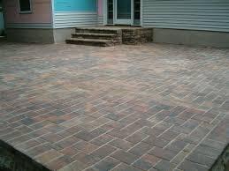 ideas paver patio designs