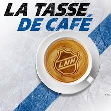 La tasse de café LNH