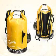30L наружная ПВХ водонепроницаемая сумка сухой <b>мешок для</b> ...