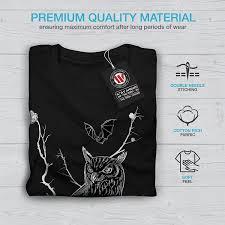 <b>Men's</b> Casual <b>Shirts</b> & Tops Graphic Design <b>Printed Tee</b> Wellcoda ...