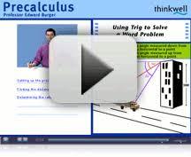 Trigonometry Video lessons Thinkwell