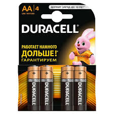 <b>Battery Duracell LR6</b>/MN 1500 <b>4bl basic AA</b>|Watch Batteries ...