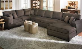 Oversized Living Room Furniture Sophia Oversized Chaise Sectional Sofa The Dump Americas