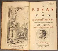 an essay on man by alexander pope   goodreads cover of an essay on man by alexander pope