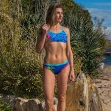 Women's <b>Two</b>-<b>Piece</b> Swimwear for triathlon sport - chic | Kiwami