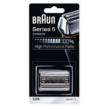 <b>Сетка и</b> режущий блок 52S для электробритв <b>Braun</b> Series 5 ...