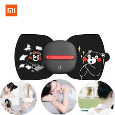 Original Xiaomi Mijia LF <b>Portable Electrical Stimulator Full</b> Body ...