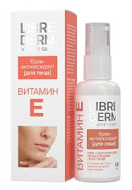 """<b>Librederm Крем</b>-<b>антиоксидант</b> для лица """"<b>Витамин Е</b>"""", с ..."""