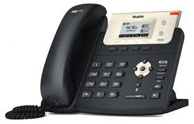 Проводной IP-<b>телефон Yealink SIP</b>-<b>T21</b> E2 купить в Москве, цена ...