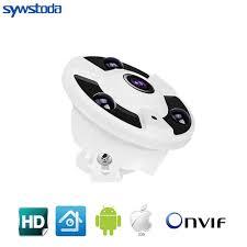 HD 5MP 1080P Fisheye VR DC12V/POE48V IP Camera <b>Electronic</b> ...