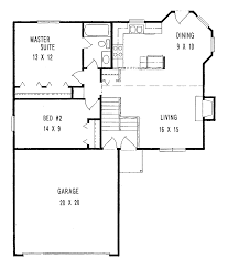 Nice Small Bedroom House Plans   Simple Small House Floor Plans    Nice Small Bedroom House Plans   Simple Small House Floor Plans