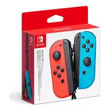 <b>Игровой контроллер для</b> Nintendo Switch Joy-Con L+R (неоновый ...
