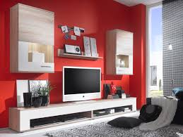 retro living room with modern wall unit and sofa set awesome retro living room