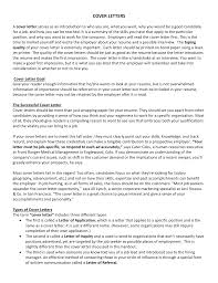 business cover letter block format