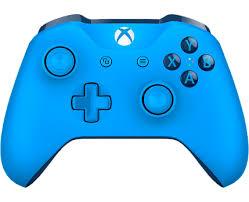 Купить <b>Геймпад Microsoft Xbox One</b> WL3-00020 (синий) по ...