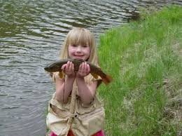 Image result for kid fly fishing