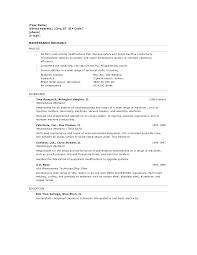 automotive mechanic resume cover letter auto mechanic resume aircraft maintenance technician resume sample electrical maintenance technician automotive mechanic resume sample