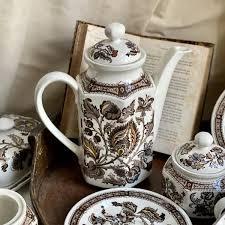 Чайник 1,5 <b>л</b> Англия Staffordshire Ridgway Jacobean Джек ...