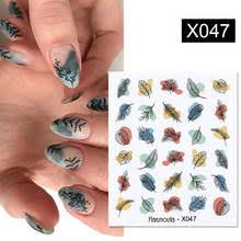 <b>Наклейка для ногтей</b> Harunouta, декоративные материалы для ...