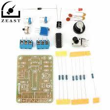 <b>ICL8038</b> DC12 <b>Monolithic Function Signal</b> Generator Module DIY Kit ...