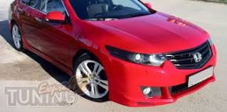 <b>Обвес</b> на Honda Accord 8 (аэродинамические <b>накладки</b> Аккорд 8 ...