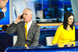 Jime White & Natalie Sawyer (courtesy of the Mirror)