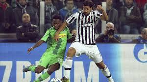 Juventus vs. <b>Borussia</b> Monchengladbach, 2015 Champions League ...