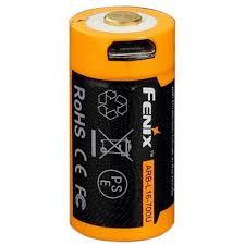 <b>Аккумулятор Fenix 16340 Fenix 700</b> mAh Li-ion micro usb (ARB ...