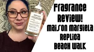 Fragrance Review :: <b>Maison Margiela REPLICA Beach</b> Walk ...