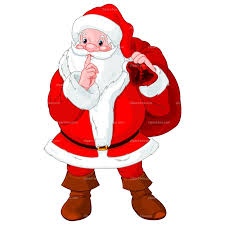 Image result for santa claus clipart