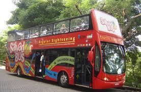 Resultado de imagem para ônibus da cidade de Salvador bahia
