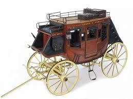 Сборная <b>деревянная модель</b> почтовой кареты Artesania Latina ...