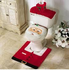 <b>QIFU</b> Santa Claus Toilet Seat <b>Merry Christmas Decorations</b> for ...