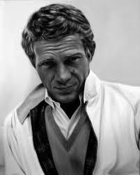 Stars Portraits > Gallery > Steve McQueen by sergepaul - steve-mcqueen-by-sergepaul%5B168995%5D