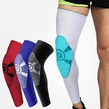 Lubelski <b>1Pc</b> Outdoor Sports <b>Cycling Breathable</b> Compression Knee ...
