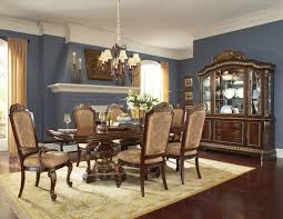Traditional Dining Room Set Gold Dining Room Table Luxurious Gold Dining Room Furniture With