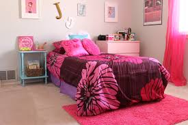 simple teenage girl room with single bed and blue wooden nighstand f also ivory stained dresser beautiful ikea girls bedroom ideas cute home