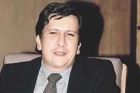 Fuente: http://es.wikipedia.org/wiki/Rodrigo_Lara_Bonilla. Rodrigo Lara Bonilla Ministro de Justicia 1946-1984. Foto: El Espectador - Rodrigo-Lara-Bonilla-Serie-Pablo-Escobar