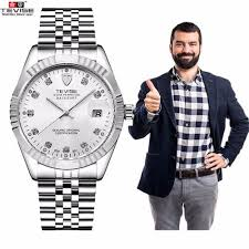 Order [100% Genuine] <b>Tevise Luxury Brand</b> Watch Mechanical ...