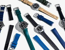 These Are the Best <b>Rubber Watch Straps</b> to Wear This Summer ...